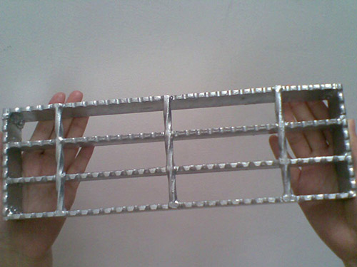 Serrated Steel Grating