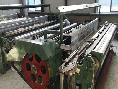 Fiberglass Grid Mesh Machine