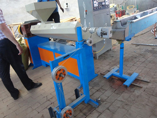PVC Coated Machine