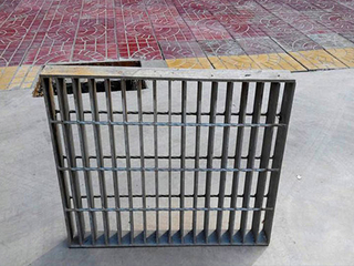 I-shape Steel Grating