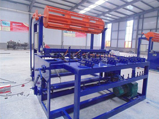 Hinged Wire Machine